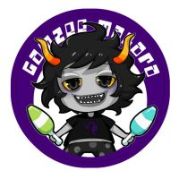 Homestuck Party!: Gamzee by AmberClover