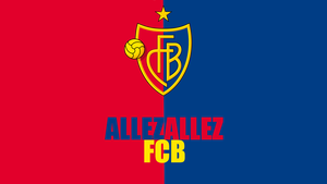 FC Basel Wallpaper by Botulizard
