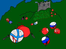 Greek Revoloutionary War [ Polandball Style ] by TheMedicWarlord