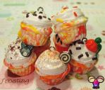 Limited Edition Scented Spooky Cupcakes 2 by pinknikki