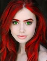 Lily Collins as Clary Fray by freedomfighter12