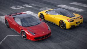 Ferrari_458italia_NovitecRosso_Runway by NasG85