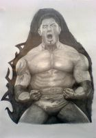 Batista THE ANIMAL by J-a-z-z-z