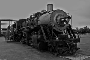 A Retired Steamer by Pavloff-Photos