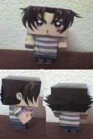 KENICHI THE MIGHTIEST DISCIPLE CUBEECRAFT by tenchaos