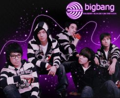 "Big Bang ""Purple"" Wallpaper by rinberrybum"