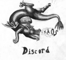 Discord - Chaotic Rage by Pickledsuicune