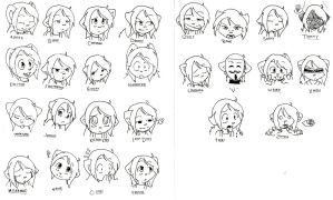 Toast Expressions by mewgal