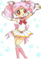 Sailor Mini Moon by Cansterdoodle