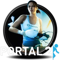 Portal 2 Icon by madrapper