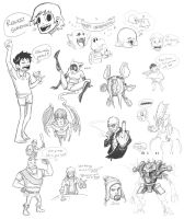 LivestreamDoodle 04 by CauseImDanJones