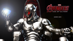 MARVEL The Avengers 2: Age Of Ultron Movie Poster by ProfessorAdagio
