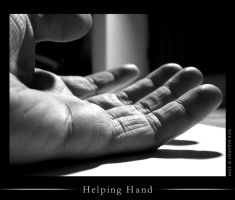 Helping Hand by kcegraphics