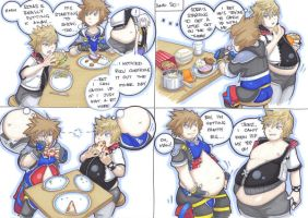 gaining sora and roxas part 1, page 1 by prisonsuit-rabbitman