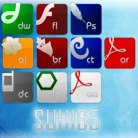 Adobe CS3 By Suhib5 Png Icon by sm5