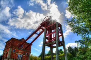 Bestwood Colliery by DanTheCameraMan