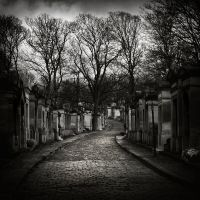 Pere Lachaise by kpavlis