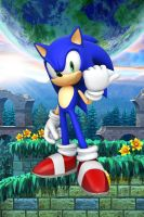 Sonic The Hedgehog episode 4 by SonicRingBomb