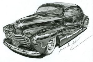 chevy 1948 by ilov2xlr8