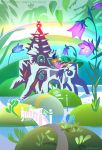to the lodge at the rainbow by iricolor