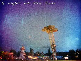 A NIGHT AT THE FAIR by ANDYBURGESS