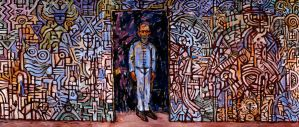Zephario Leaves Home Triptych by CliveBarker