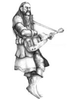 yet unknown Bard by Khorghil