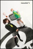 Persona 4 cosplay by ShichiTen