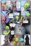 TMNT At Heart- CH3 - PG4 by DogmaticLoki