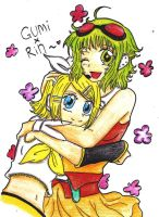 Request: Gumi n Rin by Izzati10