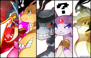 Battle Cuts - Twitch Plays Pokemon: Crystal by Dragonith
