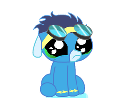 Crying Soarin by Keanno