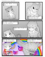 Proof that Mewtwo is Gay by Myuutsufan