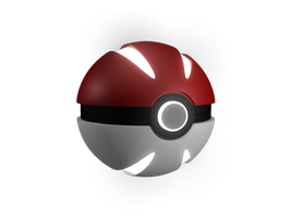 Closed Pokeball by napsterking