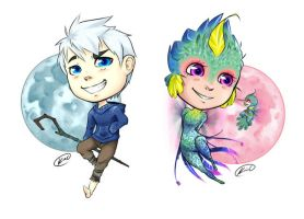 Chibi- ROTG by Cheang