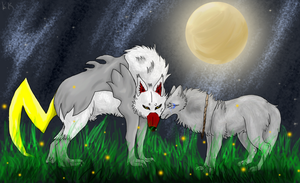 .:Loyal Protector:.-PC by WolfFlame12