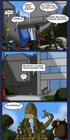 The Cat's 9 Lives! 3 Catnap and Outfoxed Pg58 by TheCiemgeCorner