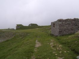 Fort Giaura (2253m) by FraterSINISTER