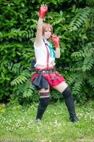Hanayo cosplay - We've waited to shine by Achico-Xion