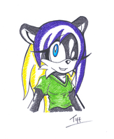 Tiff the Lemur by silvah-princess