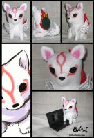Ammy plush doll by MissDeadEnd