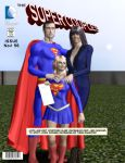 Super Couples-Cover No#56 by TrekkieGal