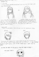 Manga School: Drawing Drawing Teens Hair Part 3 by Ani-maiden369