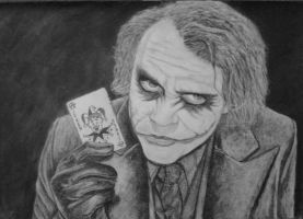 The Joker by FinnViking