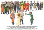 Star Wars Player Characters by RogueDragon