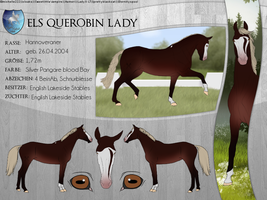 ELS Querobin Lady by michelle222