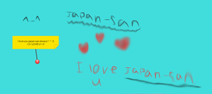 Japan,i love you!~. by Chirachina