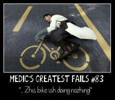 Medic's Greatest Fails 83 by Derwen