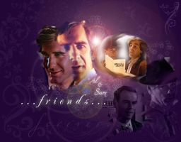 Quantum Leap Wallpaper by TheFlyingHeart