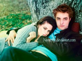 RobSten together by Nastenkin